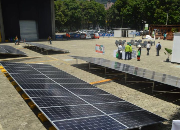 Expo solar este año en Medellín !!