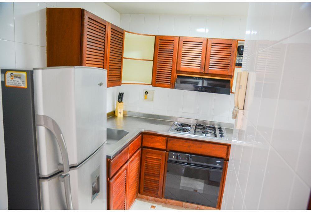Apartamento poblado 10 con la superior 504