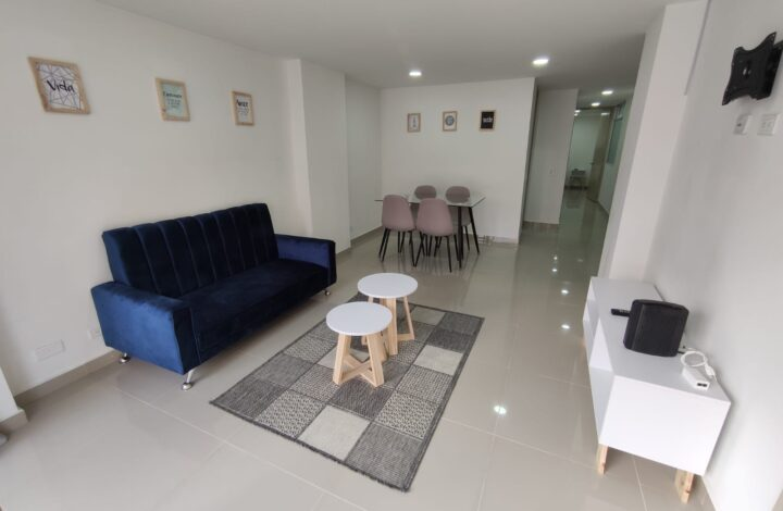 Apartamento Laureles san joaquin 302